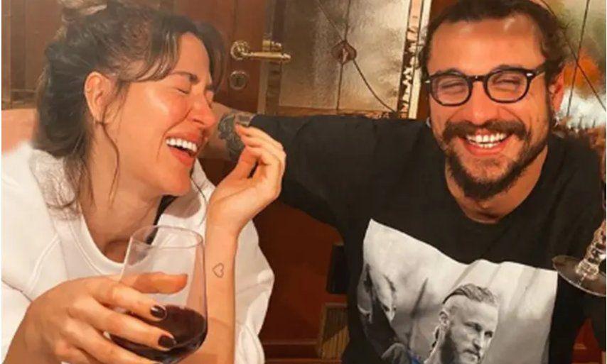 Jimena Barón se emborrachó con Daniel Osvaldo y lanzó: ¿Qué es este tamaño
