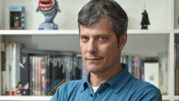 El ex conductor de CQC, Mario Pergolini habló sobre la controvertida imagen de Alberto Fernández y Liz Solari en la Casa Rosada.