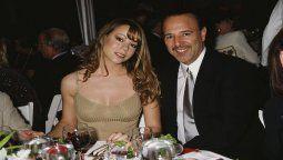 ¡Fue infiel! Mariah Carey no le fue leal a Tommy Mottola