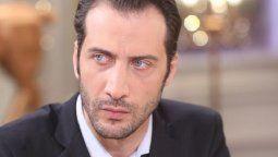 Luciano Cáceres reveló cuál fue su trabajo más espantoso como actor