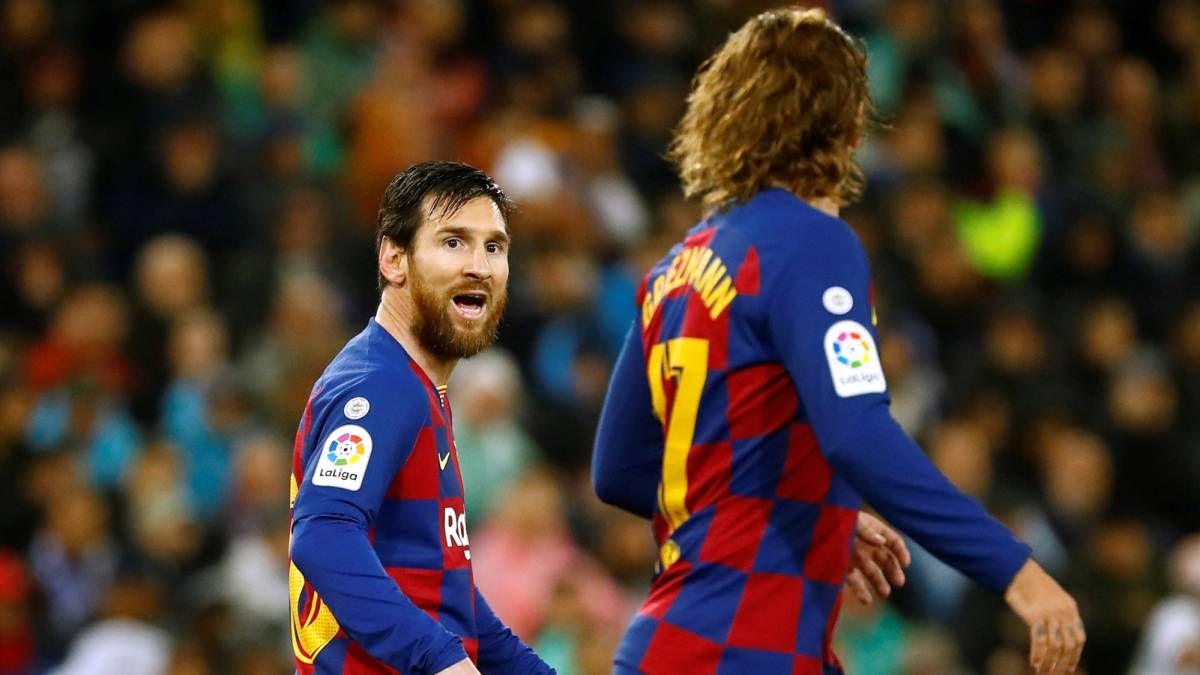 Tío de Antoine Griezmann afirma: Con Lionel Messi sé lo que pasa por dentro