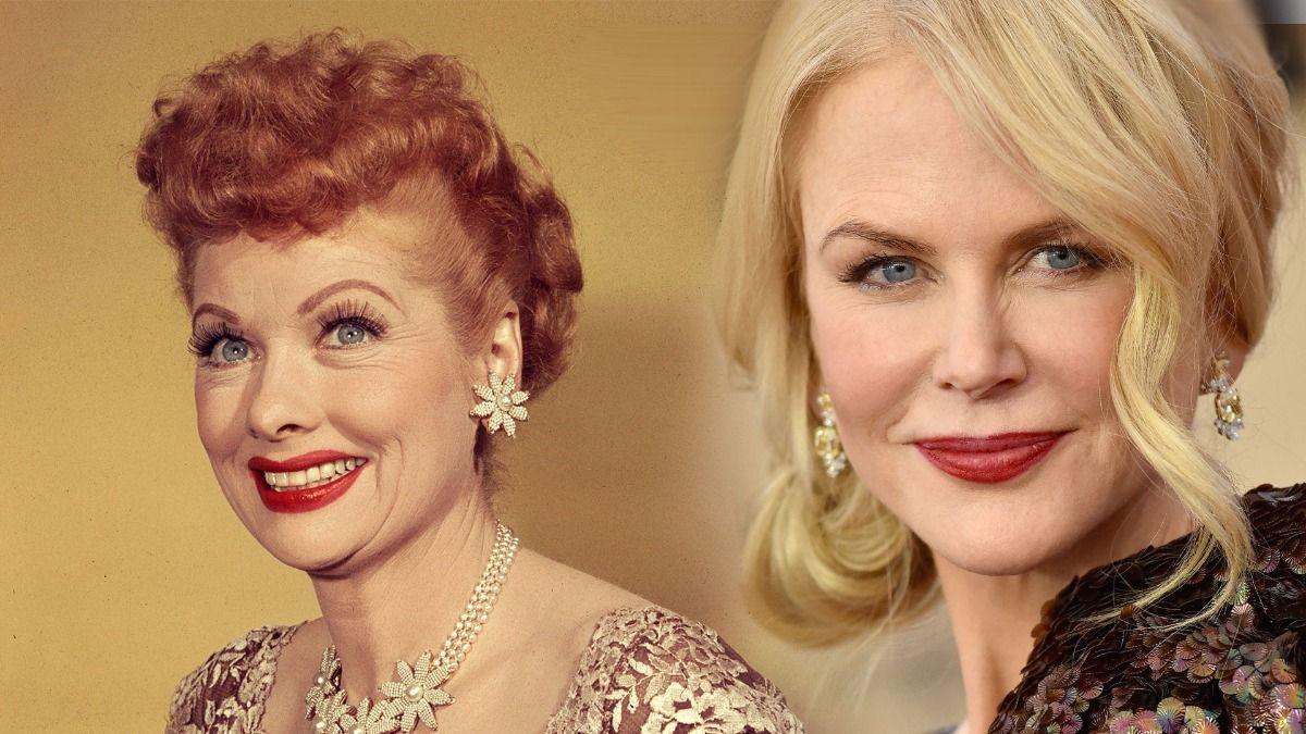 Nicole Kidman y Javier Bardem protagonizarán la biopic de Lucille