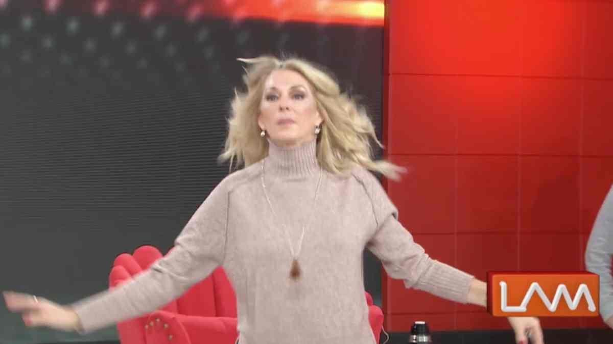 VIDEO ¿Por qué Yanina Latorre abandonó el estudio de LAM?