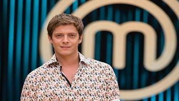 El actor Gastón Dalmau está entre los 5 mejores de Masterchef Celebrity Argentina