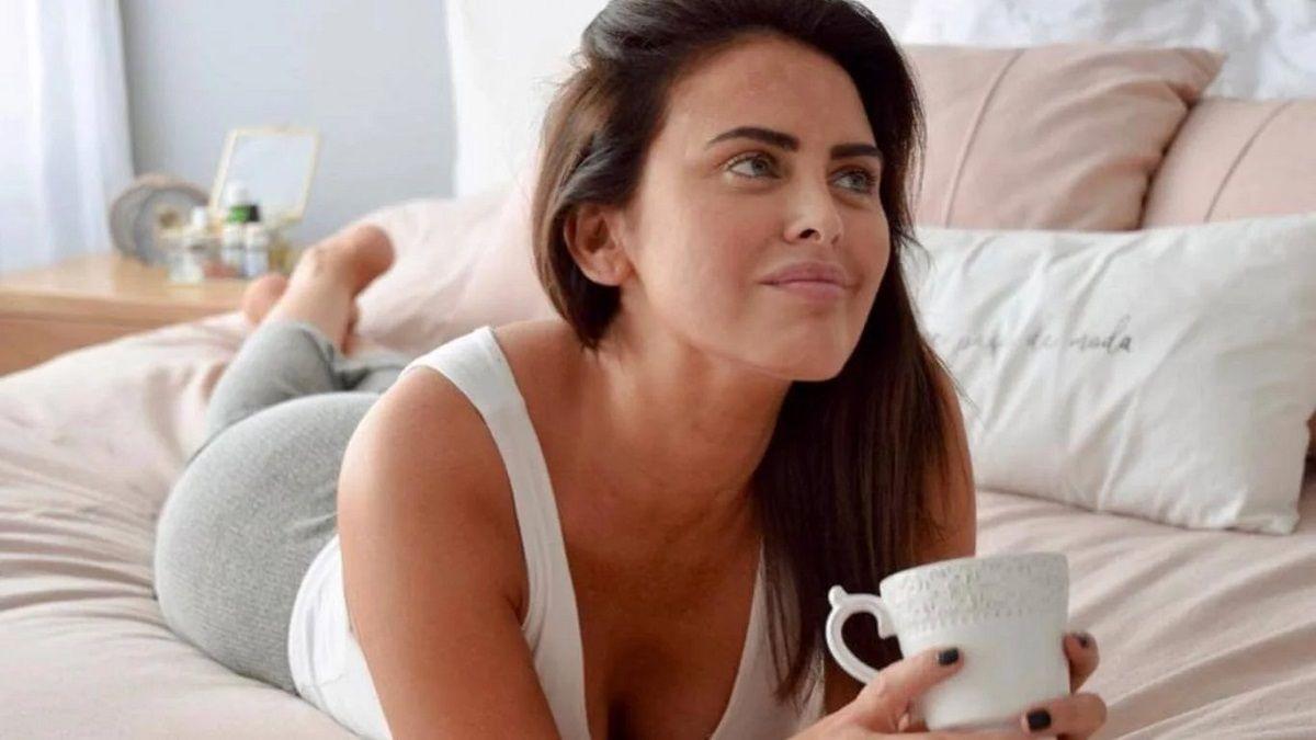 Silvina Luna habló sobre su vergüenza a la hora de conocer gente por aplicaciones de citas