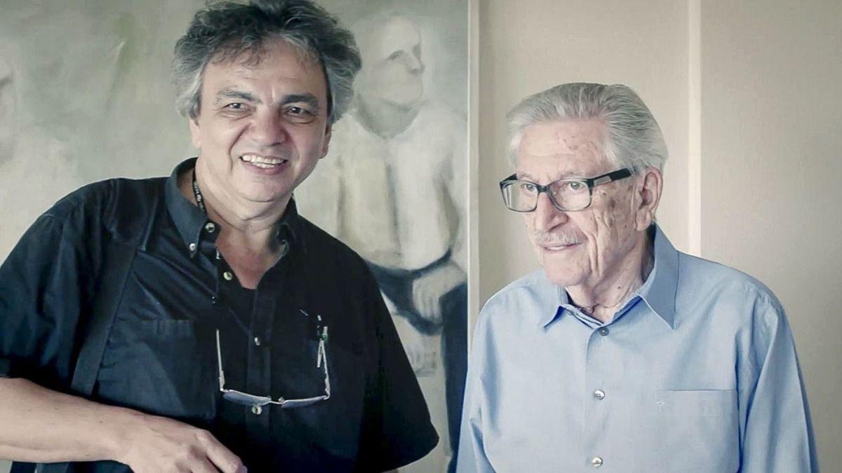 Sergio Slutzky es el director del documental Perón y los judíos