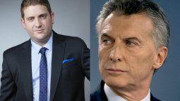 Jonatan Viale iba a entrevistar al ex presidente. ¿Se hace o no se hace?