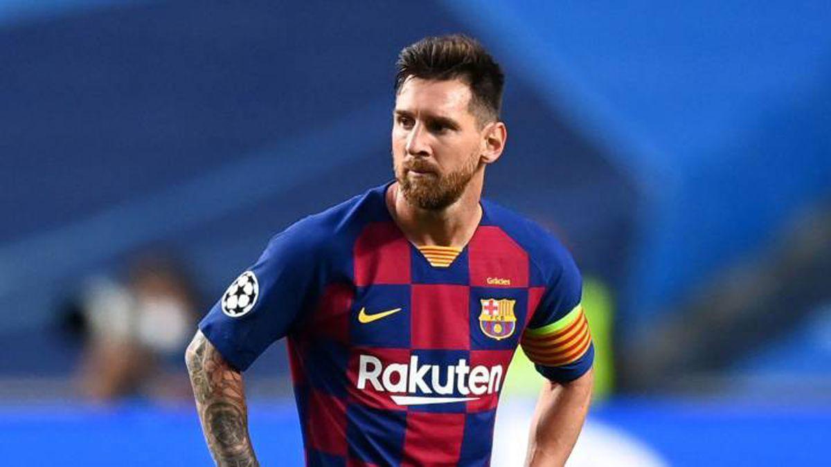 El futuro de Lionel Messi podría estar lejos de El Barcelona