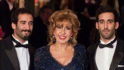 Georgina Barbarossa explicó por qué sus hijos no la acompañaron en la última gala de MasterChef