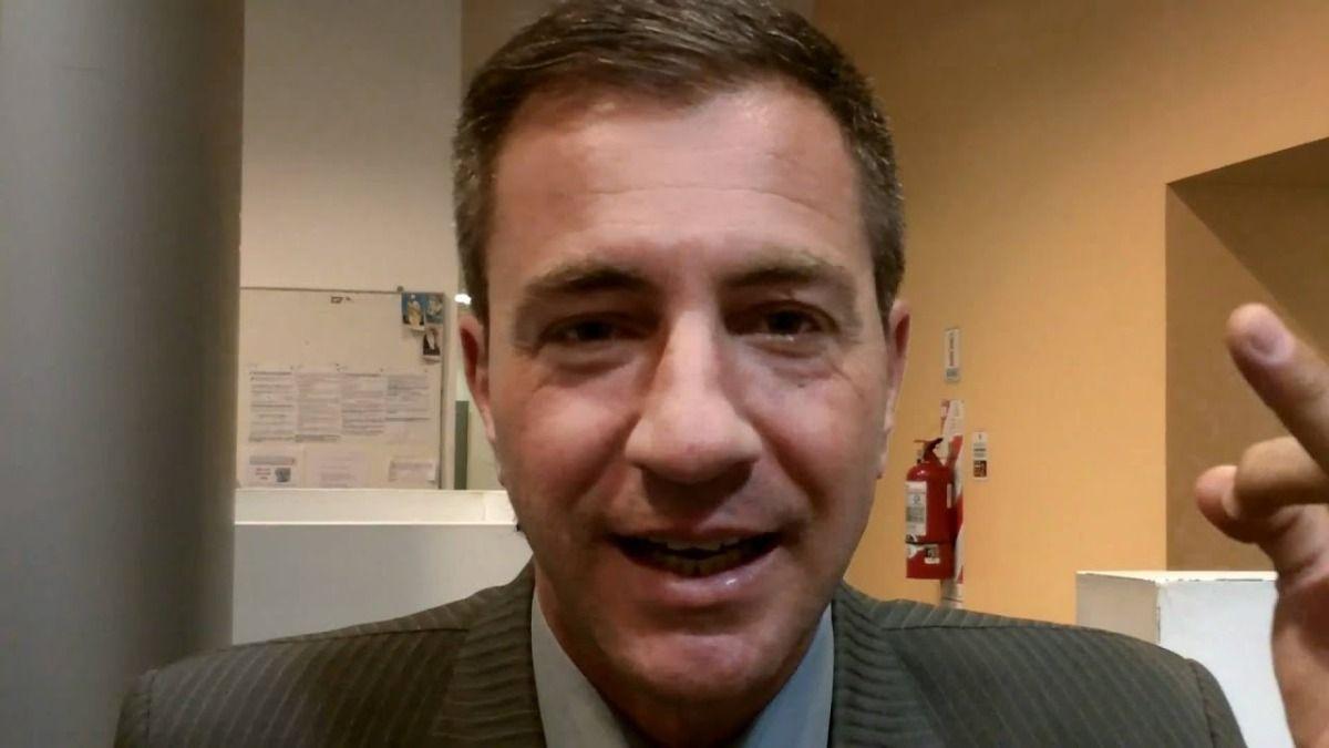 El periodista Guillermo Ferro