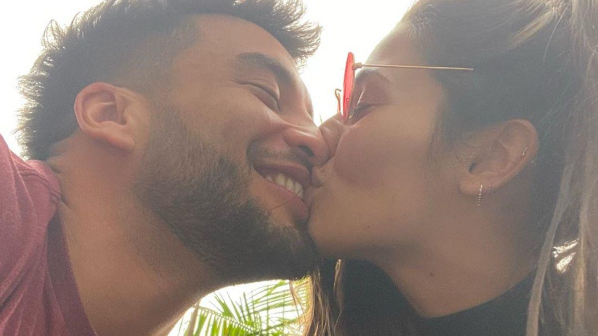 Siempre y para siempre Ivana Nadal a puro amor con Bruno Siri