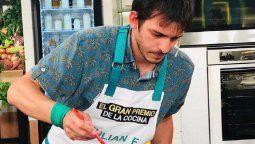 El Gran Premio de la Cocina: Ximena Sáenz consoló a un participante
