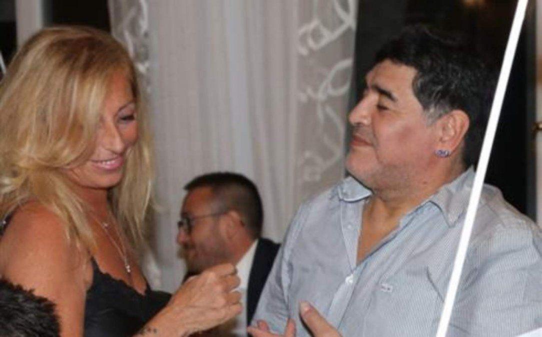 Cristiana Sinagra habló de Matías Morla