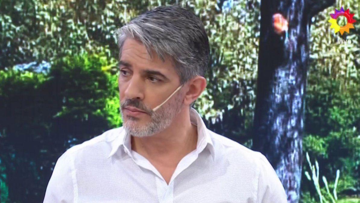 Pablo Echarri aseguró que se está usando la pandemia para capitalizar políticamente