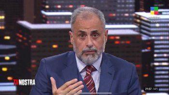 Jorge Rial criticó el programa de Laurita Fernández y lo fulminaron