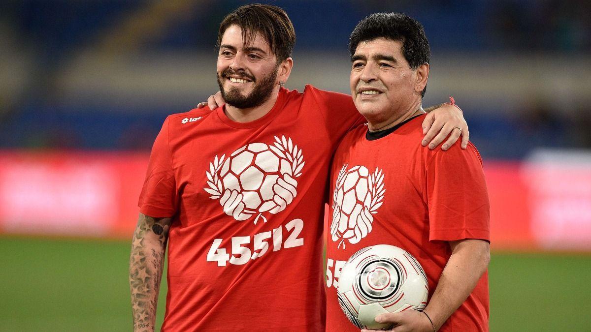 Diego Junior cumplirá su sueño de tener la nacionalidad argentina el próximo 25 de marzo