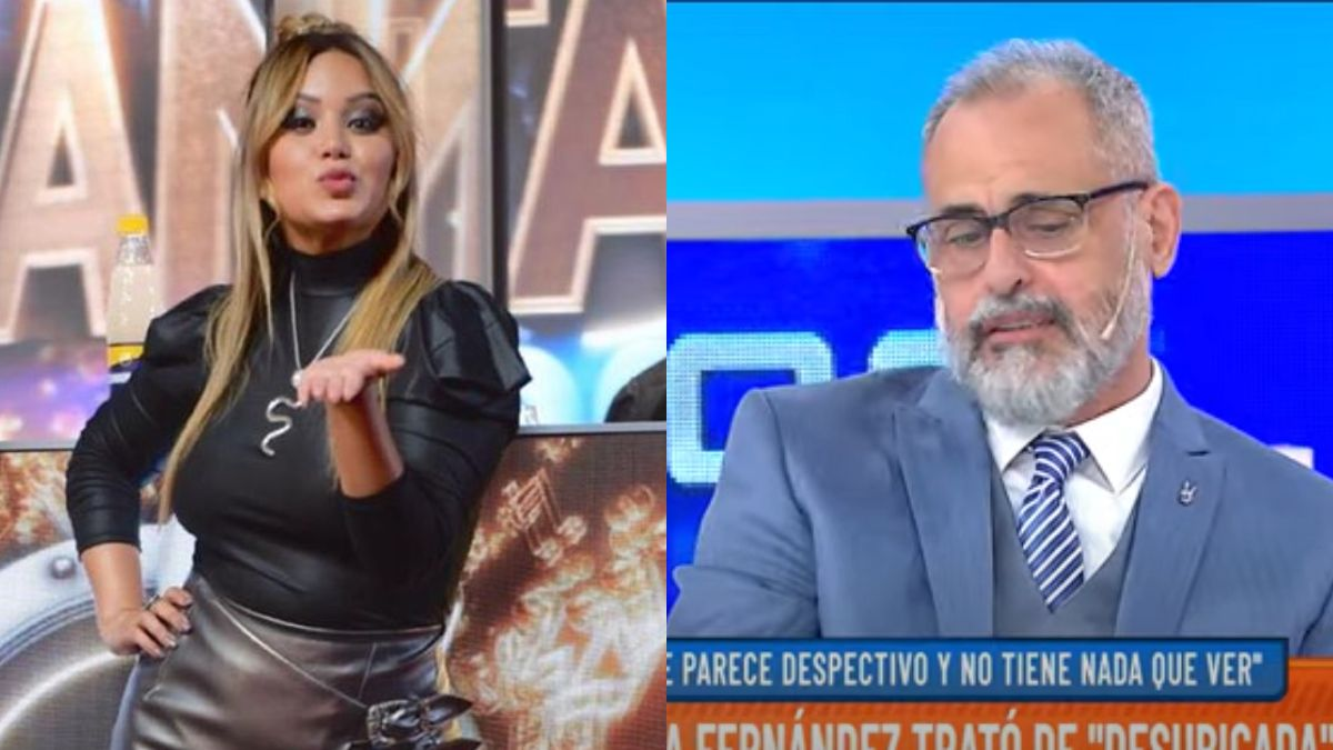 Karina la Princesita le respondió a Jorge Rial y lo mandó al psicólogo