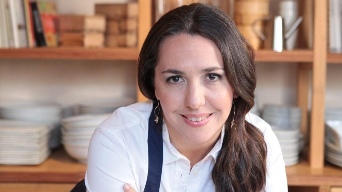 La chef argentina Narda Lepes fue elegida como la mejor Chef de Latinoamerica