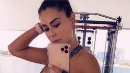 Ninel Conde enloquece las redes sociales con una foto en el gimnasio