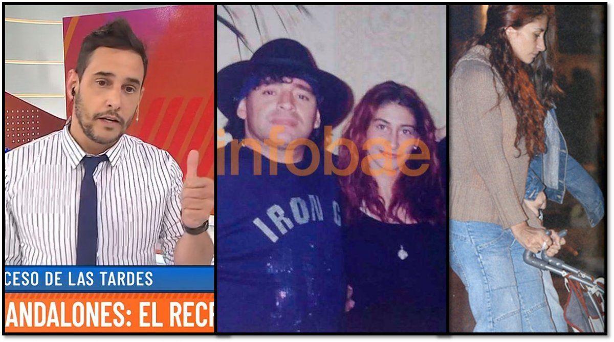La nueva vida de Laura Cibilla, la mujer que dice tener un hijo de Maradona