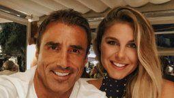 Vamos a probarlos: Ivana Icardi se apodera de los regalos para Hugo Sierra