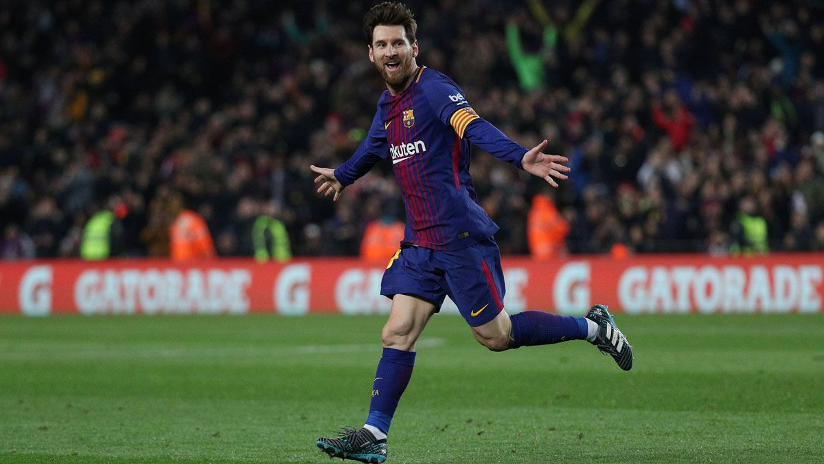 ¡Grande! El video de Lionel Messi que reventó las redes