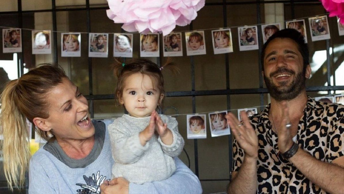 Eugenia Tobal contempla la posibilidad de tener otro hijo