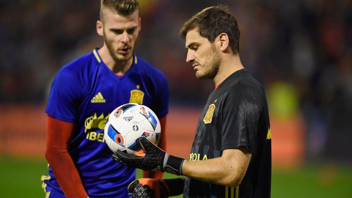 ¡Más detalles! Iker Casillas reveló un episodio con David De Gea