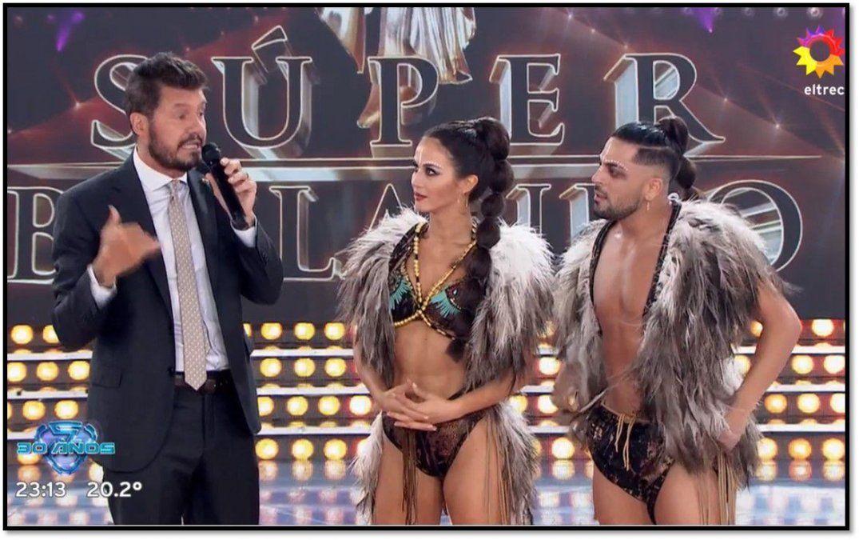 Reggaeton light: volvió un ritmo hot a Showmatch en versión lavada por miedo a las multas y a las críticas