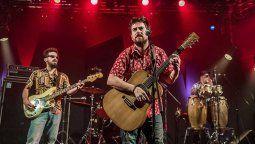 El concierto de Los Espíritus se realizará en el hipódromo de Palermo el próximo 20 de febrero