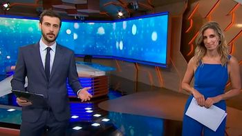 ¡Alerta! Diego Leuco y Luciana Geuna siguen en picada