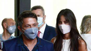 Alejandro Sanz cae rendido ante la belleza de Rachel Valdés