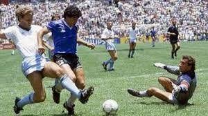 ¡Así de claro! Sergio Batista insultó a Maradona por el gol a los ingleses