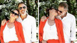 Natalia Lobo se casa con Ariel Polaco