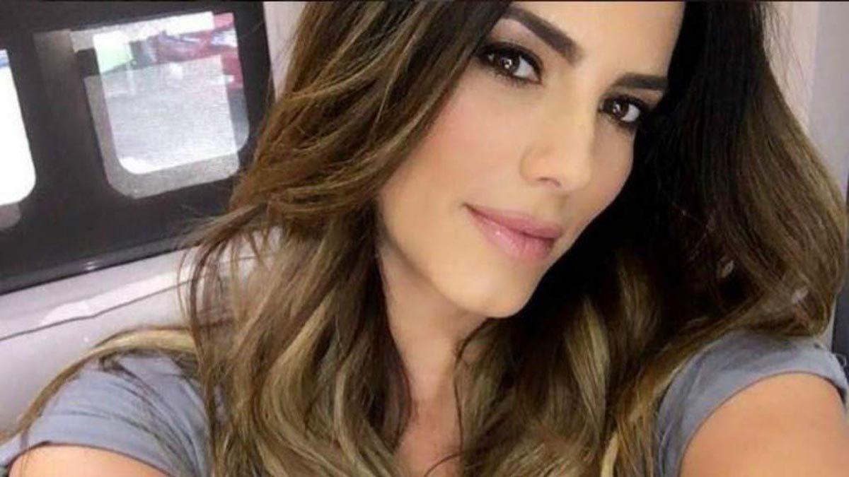 Gaby Espino responde a quienes la critican en las redes