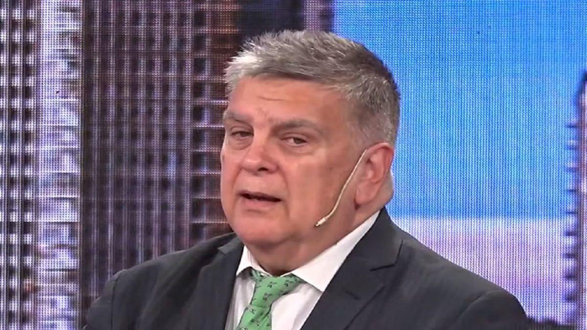 Luis Ventura tilda de show el test de Rodolfo Barilli
