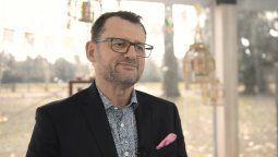 Christophe Krywonis y la respuesta al ser consultado sobre su romance con Dolores Barreiro