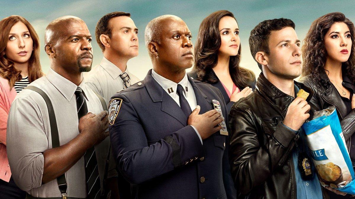 La serie de comedia narra la vida de los policías en Nueva York
