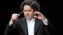 El Director Gustavo Dudamel asumirá su cargo en Agosto de este año