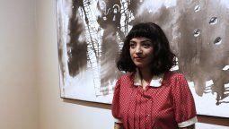 Mon Laferte abrió su galería de arte en México