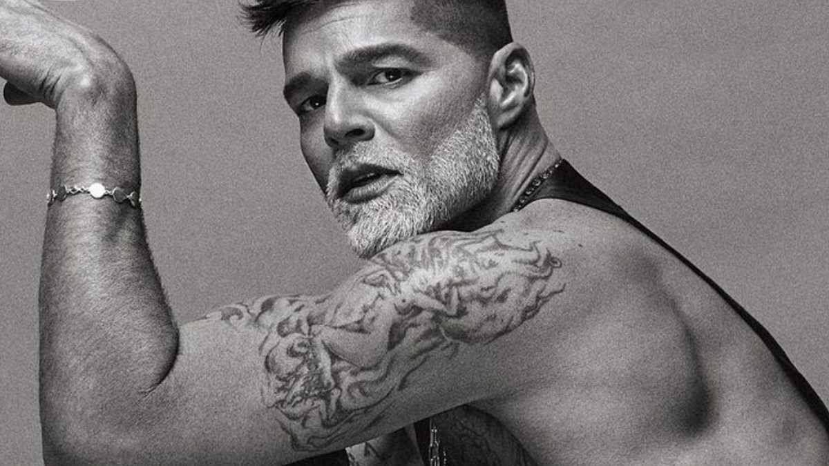 ¡Increíble! Ricky Martin es todo un gladiador