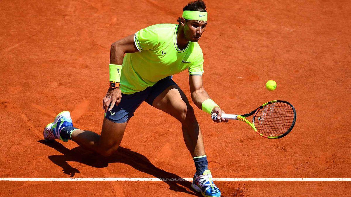Rafa Nadal jugaría el Roland Garros tras declinar el US Open