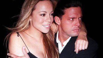 ¡Revelador! Luis Miguel podría ser nombrado en el libro de Mariah Carey