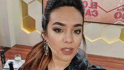 Ángela Leiva confirmó que está internada por complicaciones del COVID-19