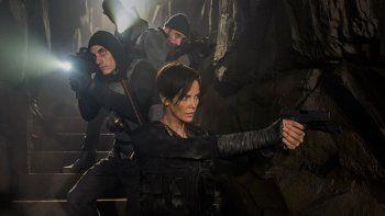 Charlize Theron es la protagonista de La Vieja Guardia, la nueva película de Netflix