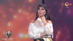 Moria Casán sobre la pareja que reemplaza a Ángela Leiva y Brian Lanzelotta en el Cantando