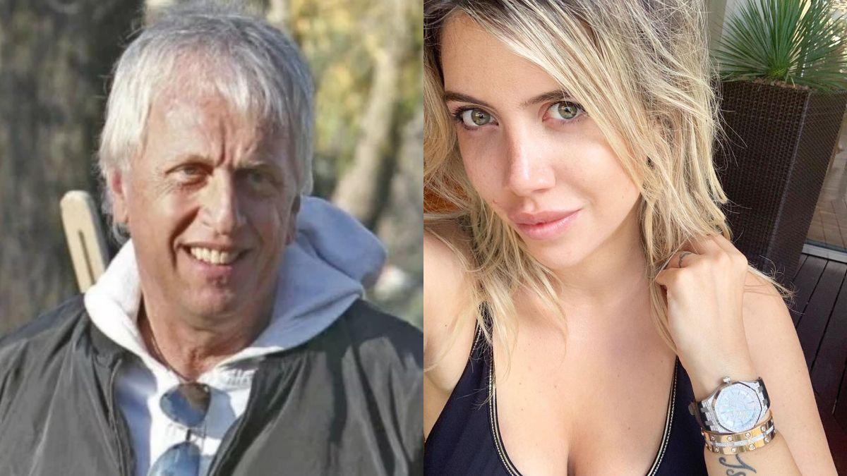 Andrés Nara lapidario sobre la serie de Wanda Nara: la veré acompañado por mi abogado