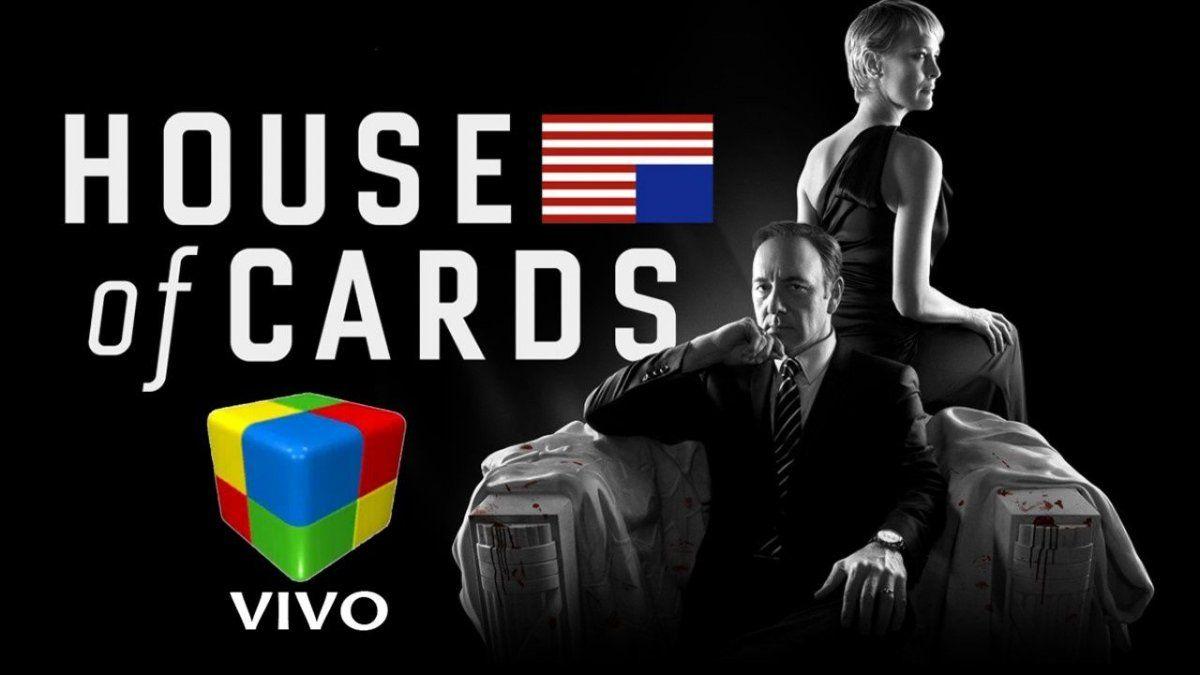 En medio del escándalo internacional, se estrena House of cards en las noches de América