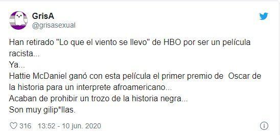 Usuarios en redes condenaron la medida de HBO MAX