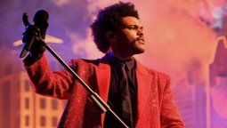 ¡Gustó! The Weeknd amenizó el último Super Bowl